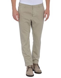 Master Coat Casual Pants Sand