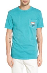 Vans Men's Vintage Retro Graphic Pocket T Shirt