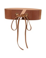Hope Collection Belts Brown