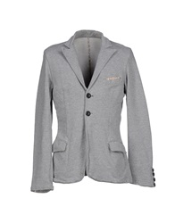 Single Dress Single Blazers Grey