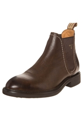 Gant Lydia Ankle Boots Tabacco Brown