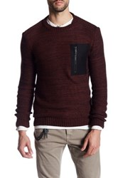 Antony Morato Zip Pocket Sweater Multi