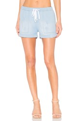 Bella Dahl Easy Pocket Short Blue