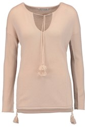 Autumn Cashmere Baja Sweater Blush