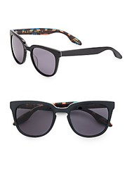 Raen Vista 55Mm Wayfarer Sunglasses Black