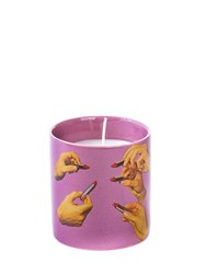 Seletti Wears Toilet Paper Lipstick Scented Candle
