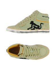 Drunknmunky Footwear High Tops And Trainers Women