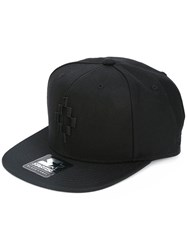 Marcelo Burlon County Of Milan Starter Jons Cap Black