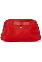 Marc By Marc Jacobs Big Bliz Shell Cosmetics Case Red