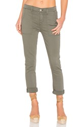 7 For All Mankind Military Pant Green