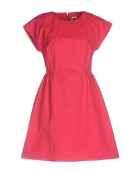I'm Isola Marras Short Dresses Fuchsia