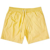 Hartford Quick Dry Swim Short Yellow