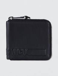 Mcq By Alexander Mcqueen Embossed Zip Wallet