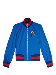 Gucci Tracksuit Top Blue
