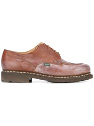 Paraboot 'Lis' Derbies Brown