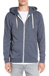 Men's 1901 Denny Zip Hoodie Navy Heather