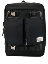 Makavelic 3Way Evolution Backpack Black