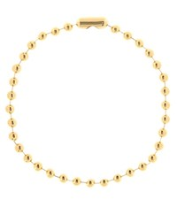 Balenciaga Choker Necklace Gold
