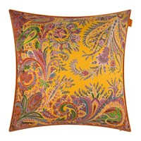 Etro Ronda Cushion 60X60cm Pink Orange