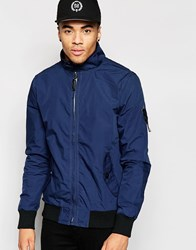 Fly 53 Churchill Jacket Blue
