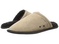 O'neill Rico Suede Tan Men's Slippers