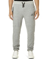 Buffalo David Bitton Falomian Drawstring Pants Charcoal