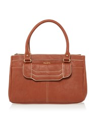 Ollie And Nic Erin Tote Bag Tan