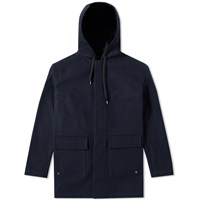 A.P.C. Joe Parka Blue