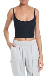 Atm Anthony Thomas Melillo Women's Rib Crop Camisole