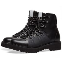 Valentino Cluster Hiking Boot Black