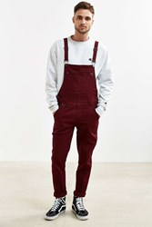 Publish Sawyer Overall Red