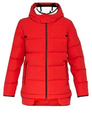 Templa 3L Puffer Jacket Red