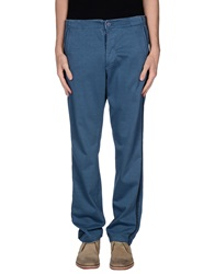 Roy Rogers Roy Roger's Casual Pants Slate Blue