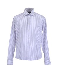 Enrico Coveri Shirts Long Sleeve Shirts Men