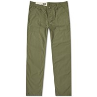 Bleu De Paname Fatigue Pant Green