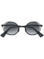 Kuboraum H11 Sunglasses Metal Black