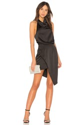 Elliatt X Revolve Camo Dress Black