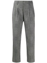 Dondup Pleated Trousers Black