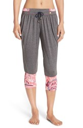 Women's Maaji 'Breezy Om' Crop Yoga Pants