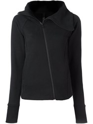 Barbara I Gongini Zipped Sweatshirt Black