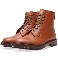Trickers Tricker's Commando Sole Wetherby Derby Boot C Shade
