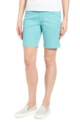 Jag Jeans Ainsley Shorts Caribbean
