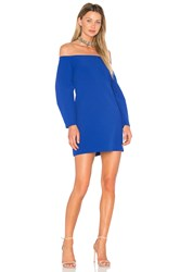 Bcbgmaxazria Yesenia Dress Blue