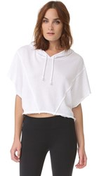 Free People Movement Lost And Found Hoodie White