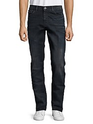 Calvin Klein Skinny Coated Jeans Coated Pavement