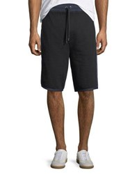 Public School Kofi French Terry Shorts Black