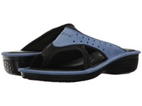 Spring Step Pascalle Blue Women's Sandals