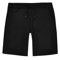 River Island Mens Black Mesh Casual Shorts