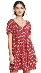 Bb Dakota Jack By Daisy For You Dress Apple Red