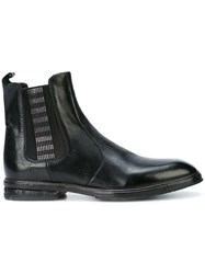 Moma Ankle Chelsea Boots Black